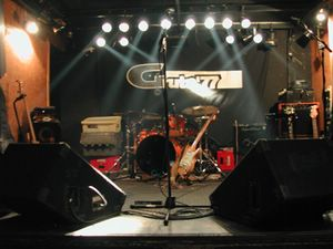 Gruta 77 for Salas de conciertos madrid