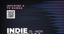 Indie Festival 2019  1a Fase