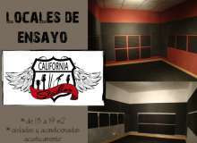 Locales de ensayo en Madrid Capital