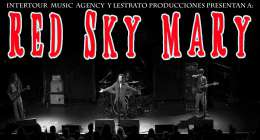 Red Sky Mary + Hora Limite - Sala Barracudas (Mad) 25/05/2017
