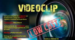 "¡Videoclips ""Low Cost""!"